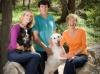 Becky Frey & family