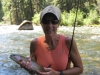 Becky Frey Fishing